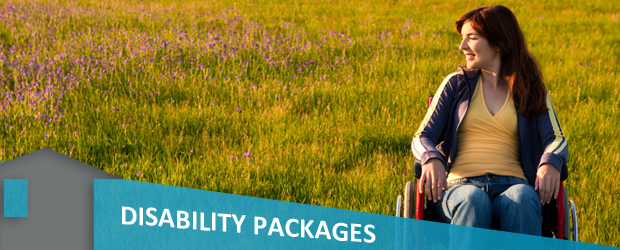 disability packages banner