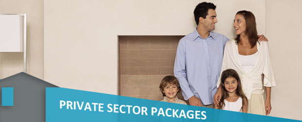 private packages banner